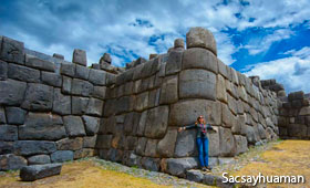 Saqsayhuaman - City Tour Cusco