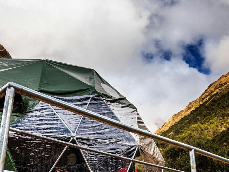 Salkantay Sky Domes 4 días Exclusivo