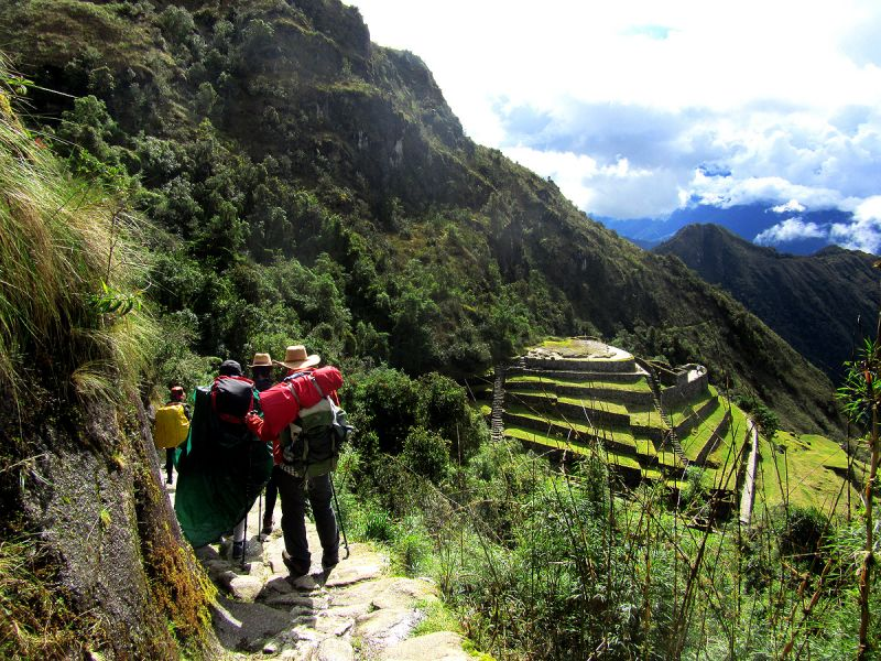 Camino Inca Full Day