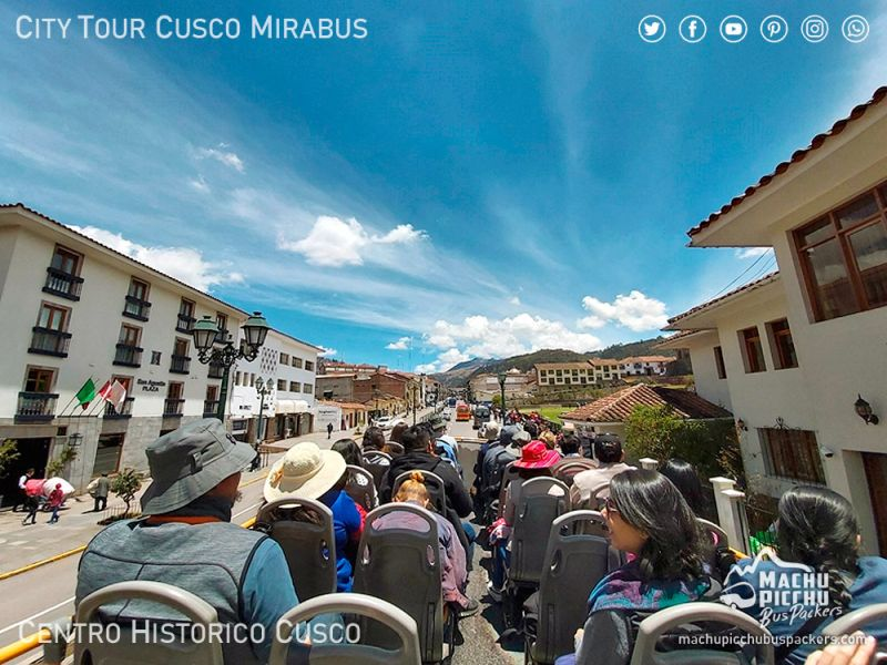 City Tour Cusco Mirabus Panoramico
