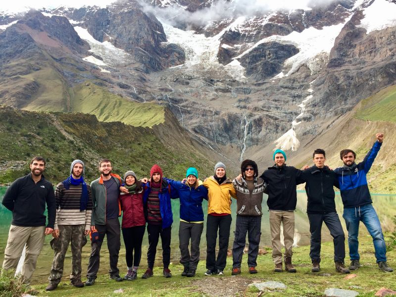 Salkantay Trek 5 días y 4 noches - Full Tent Camping (Backpacker Lowcost)