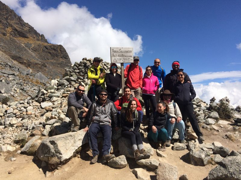 Salkantay Trek 5 días y 4 noches - Full Tent Camping (Backpacker Standard)