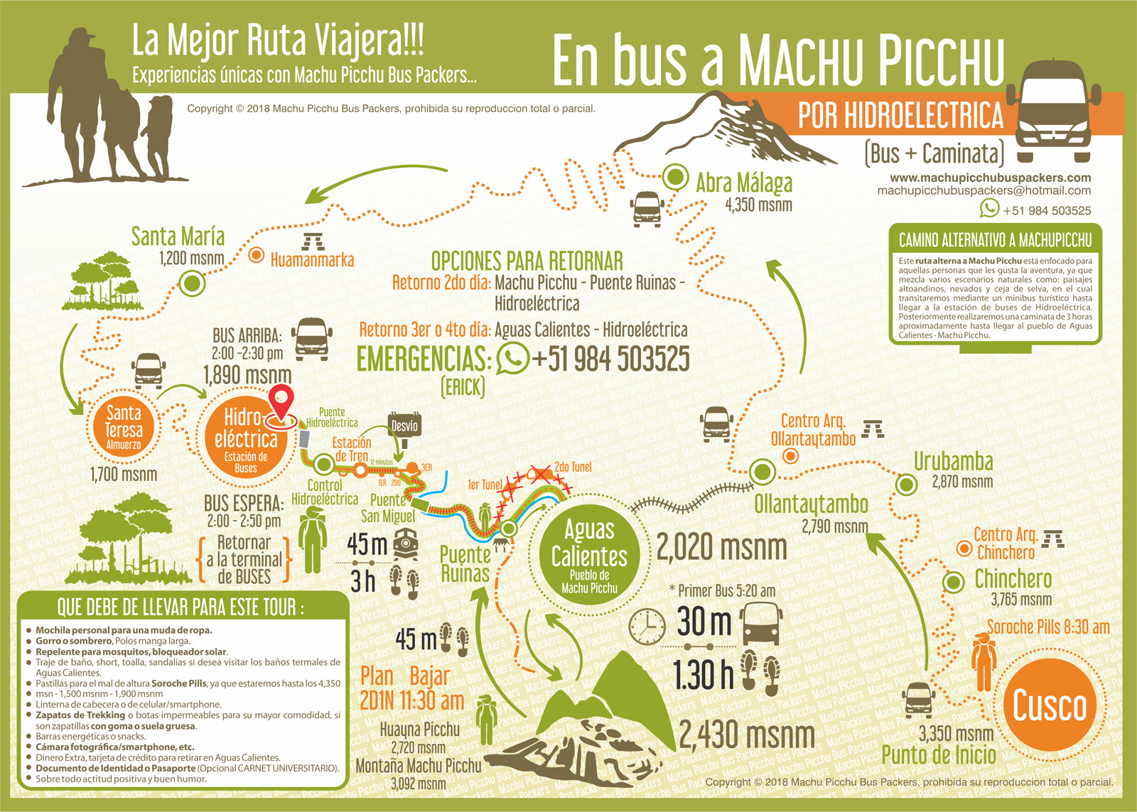 Tour Machu Picchu by Car 2D1N